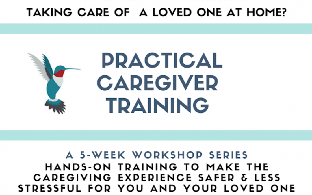 Practical Caregiving Training workshop